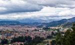 Cuenca city view, Ecuador