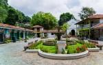 Panama village centre