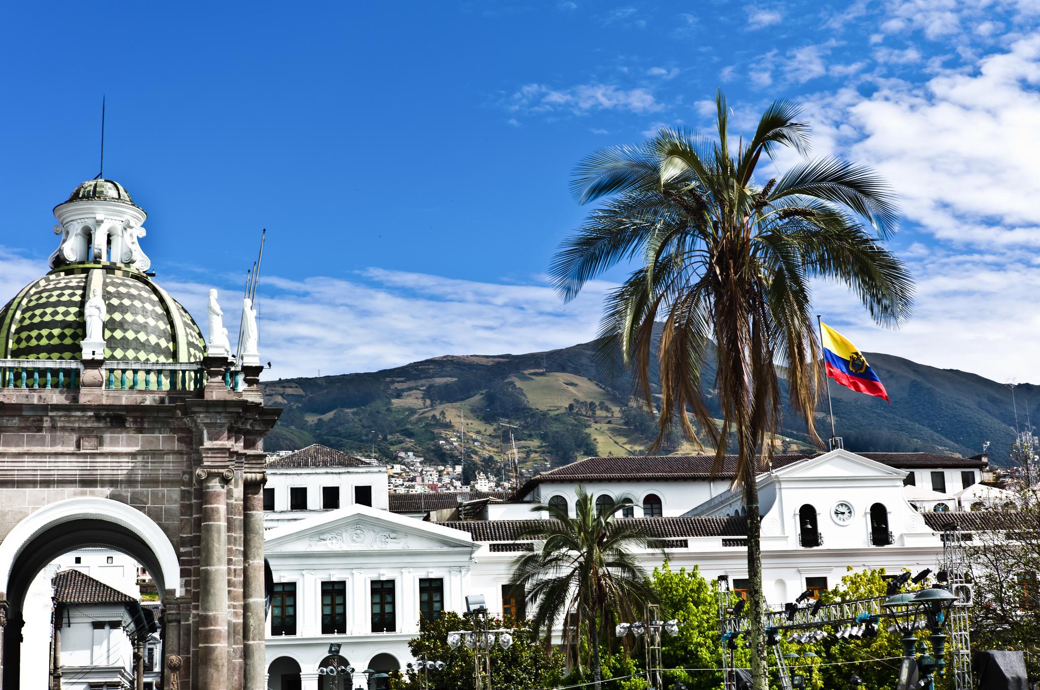 ecuador travel