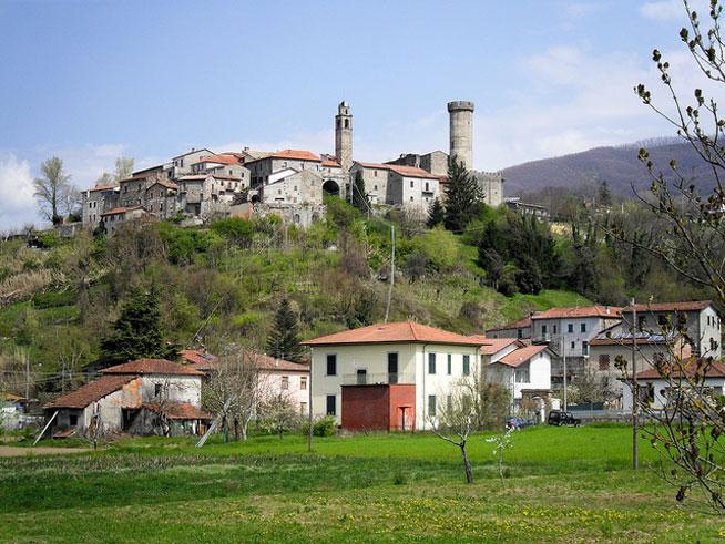 Tuscany, Italy, Bagni di Lucca