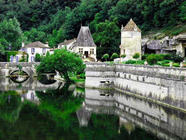 Dordogne region, France