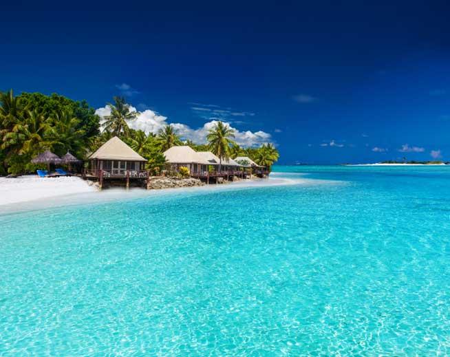 Fiji real estate, second home