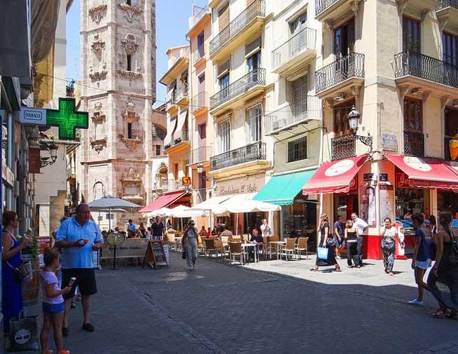 Valencia, Spain, Spain's Mediterranean Coast