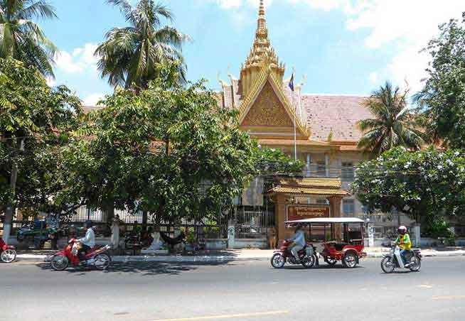 Phnom Penh, Cambodia.