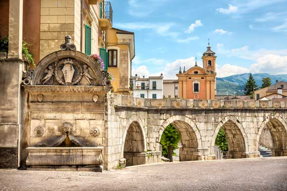 Sulmona, Italy, La Dolce Vita
