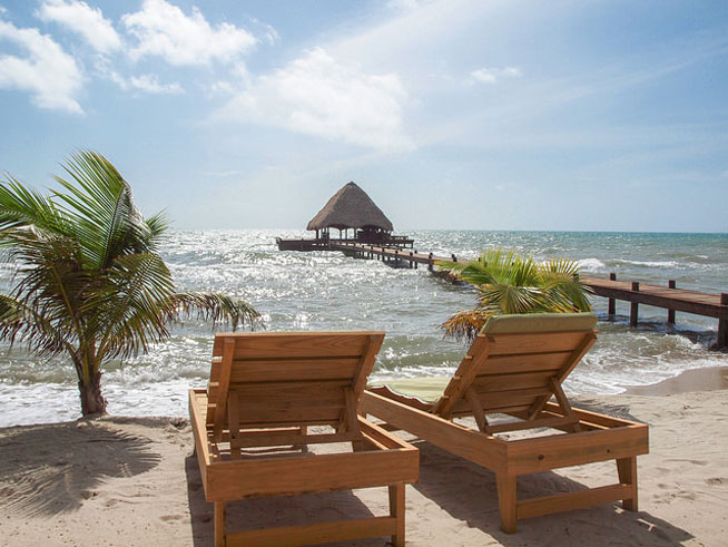 Placencia Living Overseas, Paradise