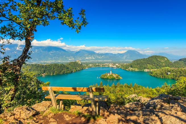 Lake Bled, Copywriting