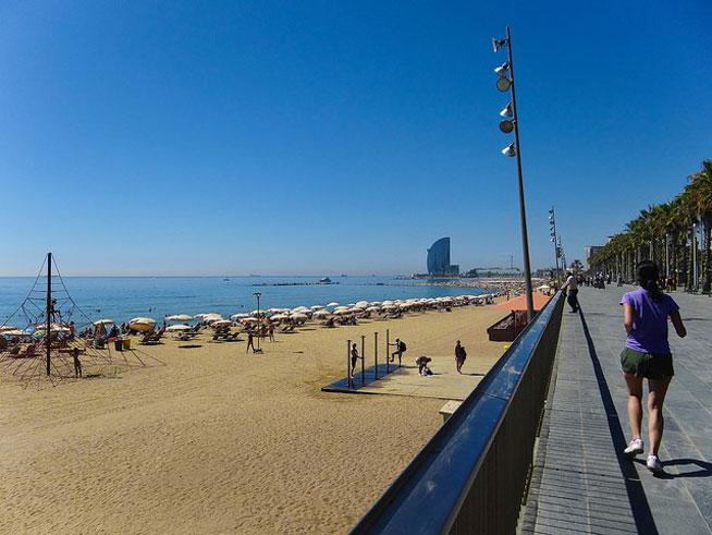 Barcelona, Spain roving retirement