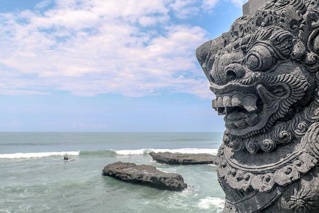 Stress-Free Life in Bali