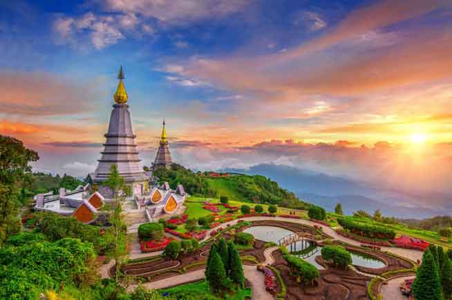 Chiang Mai, New life in Thailand