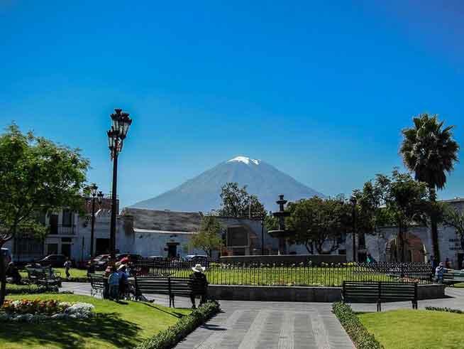 Peru Perfect overseas retirement