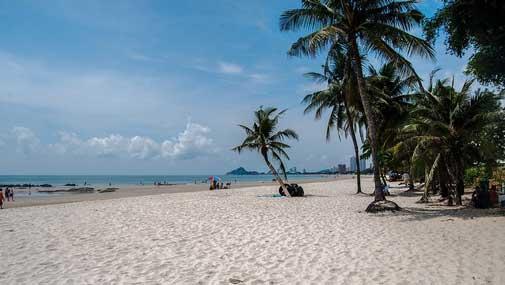 Thai Beach Town