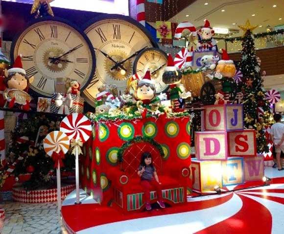 Christmas in Penang