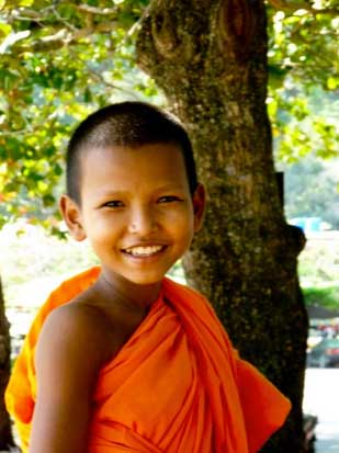 cambodian monk youth