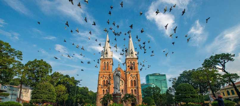 Ho Chi Minh City Vietnam's Most Western-Influenced Metropolis