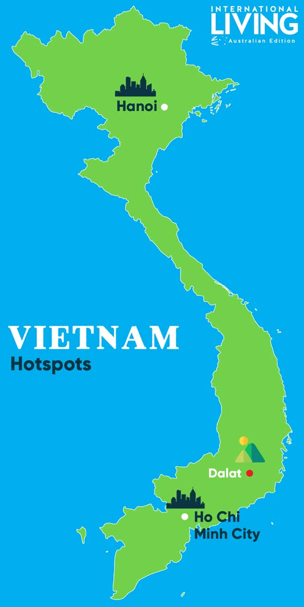 The Best of the Rest: Vietnam Hotspots