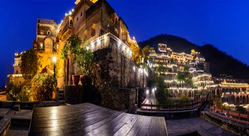 The Neemrana Fort Palace Hotel