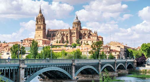 3 UNESCO World Heritage Cities in Spain