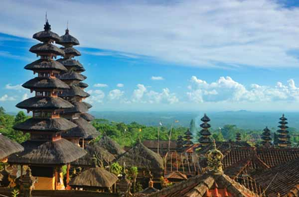 best temples in Bali