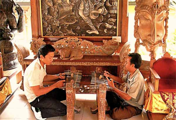 ubud arts and culture