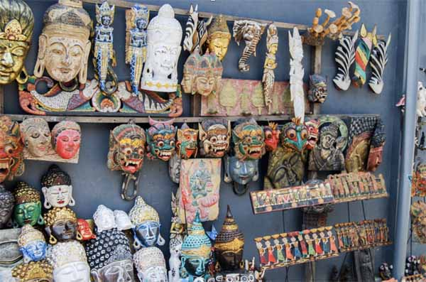 ubad shopping culture