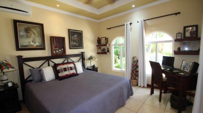 Bejuco Beach Home Master Bedroom