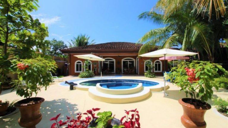 Bejuco Beach Home Backyard