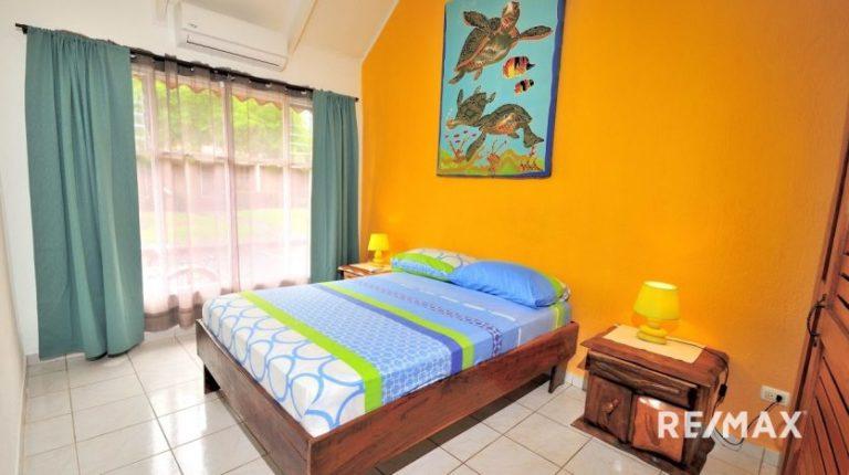 Paradise-Condo-Jaco-Beach- Bedroom