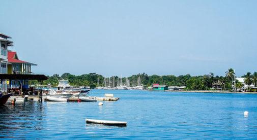 Isla Colon, Bocas del Toro, Panama
