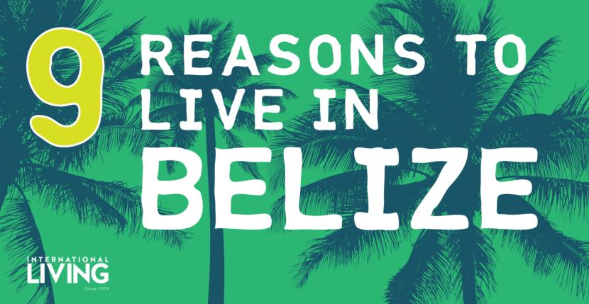 Belize qrp benefits