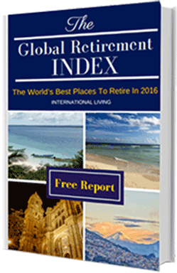 Picture of the global retirement index book