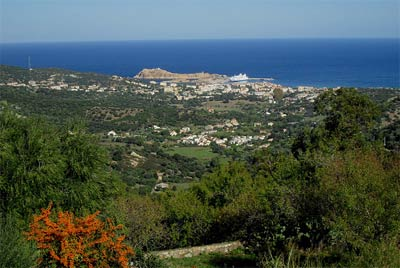 Corsica's Seaside Towns and Island Villages