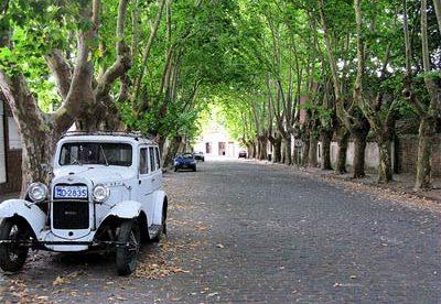 Colonial City Life in Uruguay