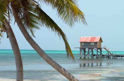 Caribbean Beach Dreams Found in Belize
