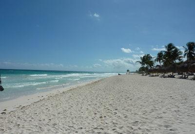 A Relaxing Caribbean Beach Getaway in Mexico