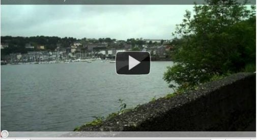 Video Tour of Kinsale, A Lively, Colorful Village in Ireland