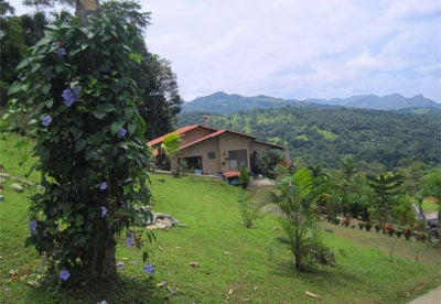 Mountain Village Panamanian Life