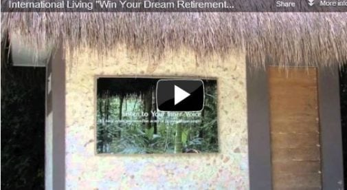 Winners of IL's Win a Dream Retirement Overseas Contest