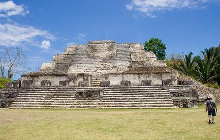 Visiting the Mayan Ruins of Belize