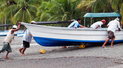 Go Where the Fish Are Biting in Costa Rica