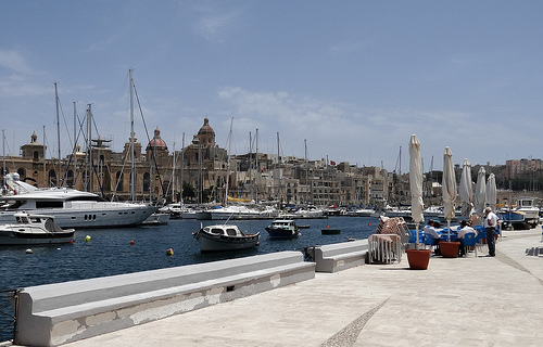 This is the largest of the Three Cities. Cospicua is known for its celebration of Good Friday, which began in the 18th century and is a popular tourist attraction. A statue of the Resurrection of Jesus is traditionally carried through the city's streets to symbolize Jesus's triumph over death. Smaller statues are also exhibited in the city.