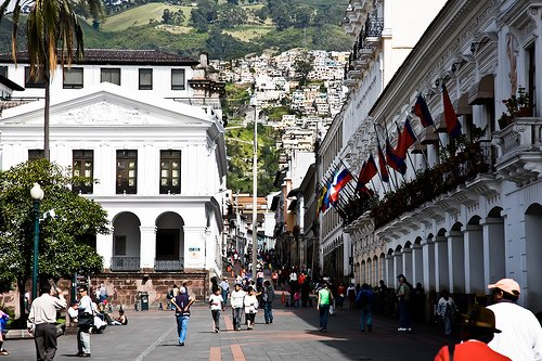 Quito is Ecuador's capital city, and was the country's first UNESCO World Heritage Site. Quito has a rich history, and many areas of the city retain their old colonial charm. There are also modern neighborhoods as well as a wealth of restaurants, bars, museums, and churches.