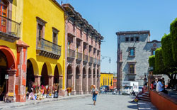 We only recommend places we can vouch for, such as San Miguel de Allende in Mexico. © Glynna Prentice