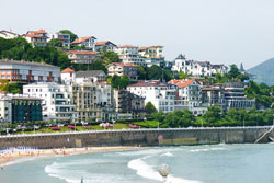 At sites such as San Sebastian, Spain has some of Europe's finest beaches. © Hugo Ghiara