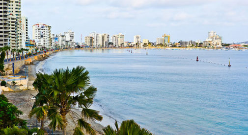 salinas-beach, Ecuador's Top Beach Town