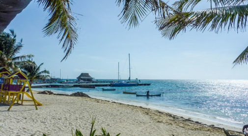 ambergris-belize, Island Time