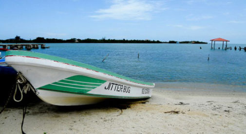Belize Beach Town