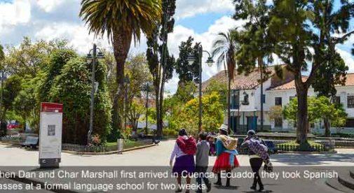 Cuenca-Ecuador, Roving Retirees