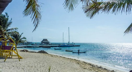 Ambergris Caye, Say Goodbye to Stress