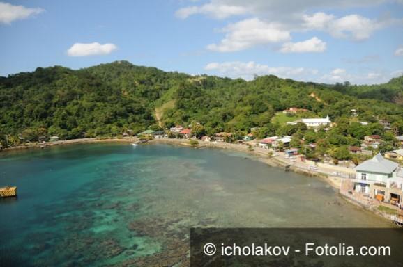 A Love Affair With The Honduran Island Of Roat N